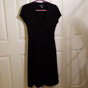 LBD!  Banana Republic simple dress!